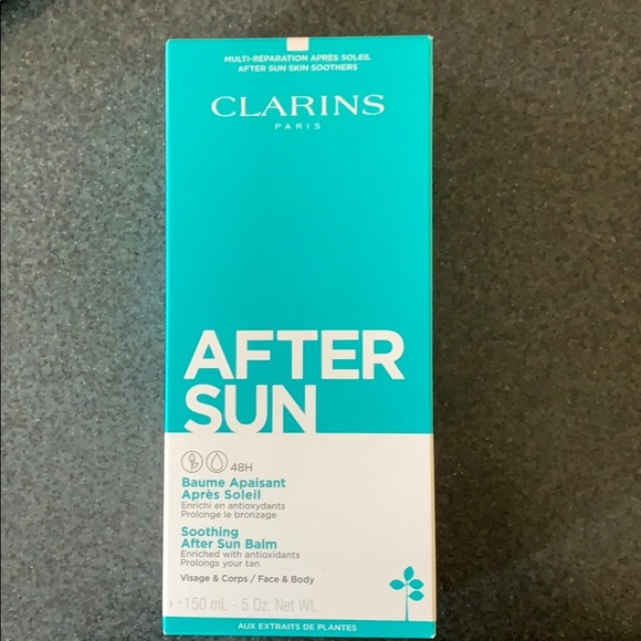 Clarins Other - Clarins After Sun Soothing Balm - For Face & Body